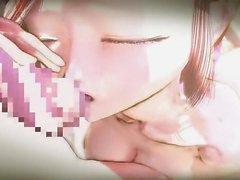 Huono Karman - Horny 3D anime- SEKSUAALISET ELOKUVAT