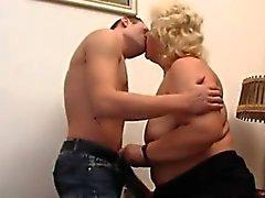 La grasa de la abuelita rusa