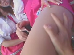 Pantyhose Footjob Heaven