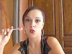 Jenna - Sexy Amateur Pääskyset ( ranska)