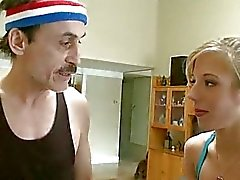 Menina slut jovens tesão