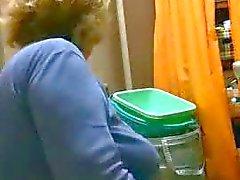 mia suocera em bagno