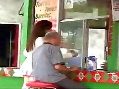 Meksika yemekleri de , Asian Girl ve Karadeniz Doctor - by PACKMANS