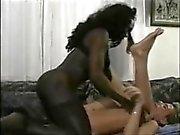 Vintage Black shemale