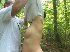 follada de embarazo el bosque