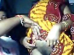 mi amiga Indian ama haciendo alarde de