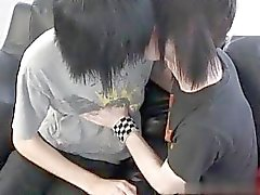 Ile Eşcinsel genç emo bir çocuk video Cute Emo Josh Osbourne tarafından nüfuz alır