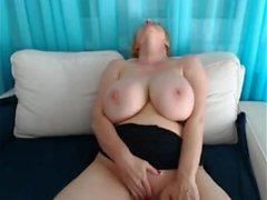 Big and Natural Tits MILF