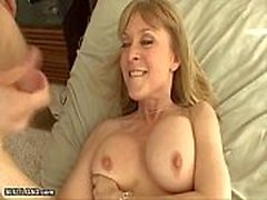 Mon Hot Step tante Caught Me branler -