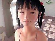 Chocolat Aoi Mizuno ( Censurerade ) Japan 3D Hentai