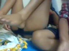 Indisches Paar l16 2
