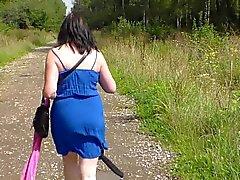 Mylène dans le Bois entfernt