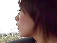 adolescentes encalhado french foder no automóvel