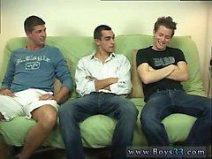 Naked молодой немедленно сольных ковбои геев того чтобы получить шипов Тг
