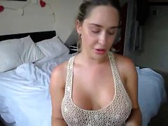 Big boobs milf Nina Elle banged so rough
