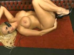 Dannii Harwood Babestation 06.03.2015