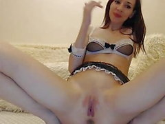 Beautiful Girl Amateur Webcam Pussy et Ass Masturbation xxx