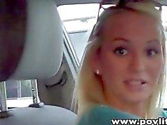 De emily Austin - PDV Pipes w / du visage