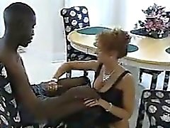 MILF Riding A Big Black Cock