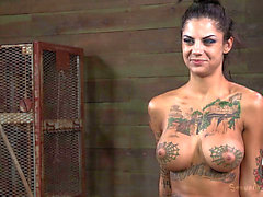 SB-B0nn1e R0tt3n made to squirt,menacing drool,threatening gag and cum fearsome(Not Allowed to download anymore)HDポルノ動画