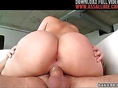 Grande do faciais Para o Alexis de Texas Butt- A mulher