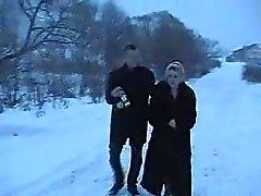Junge bumst russischer trunken ältere Frauen