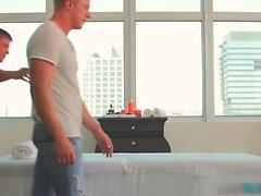 Massage Me Some More Tyler Saint part4