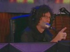 Howard Stern Show - Janessa Brazil Before Getting Famous