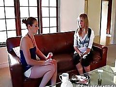 Chastity Lynn viettelee Samantha Ryan