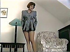 Jalat - Sukkahousut masturboi