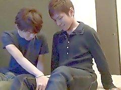 Giovani giapponese di sperma di tempra