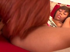 Close Friends Leilani And Savana Want To Get Closer HD