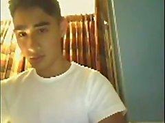 De webcam con tipo del Indo en los Estados