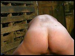 Europe A03 mature poilue fourree grange