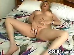 Amazing Beautiful Milf Seduced And Pegged Hard