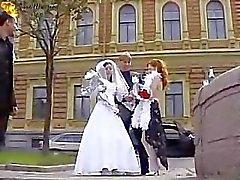 Noivos russos uma peça.