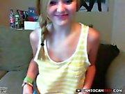 teen amateur, teen creampie blonde , blonde big tits