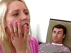 Filthy stepmom Puma Swede joins teens