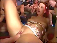 Tyskarna gruppen könet och bra fisting