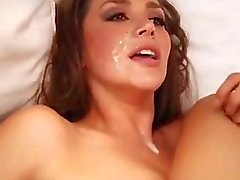 Angel's Asshole Ravaged By BBC...F70