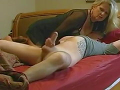 Polish amateur step mom hidden cam