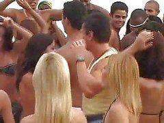 Brezilya Karnavalı Orgy 3 !