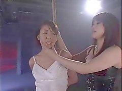 Natsuki BDSM lesbo klubi ( 2 )