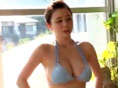 Bartender Snags a Hairy Asian Slut For Hardcore Fun