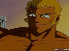 Kekko av Kamen episod 2 ( naket )