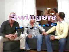 Amerikan Swinger Orgies