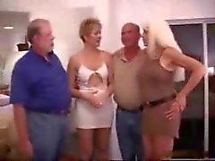Swinger Äldre par - av Poliu