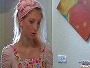 Alt pervers fickt geile junger Zimmermädchens