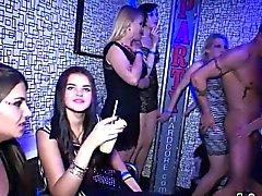 chicas Foxy jodidas en una fiesta