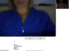 Chatroulette º 19 horney italiano tomar orgasme